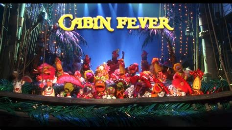 Muppet Treasure Island Cabin Fever by Muppet Sing Along Cabin Fever The Muppets Afflux Tv