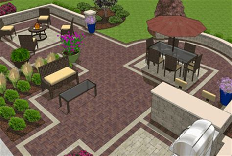 Landscape Deck Patio Designer Free Patio Design Software Tool 2017 Planner