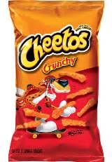 cheetos 174 crunchy cheese flavored snacks