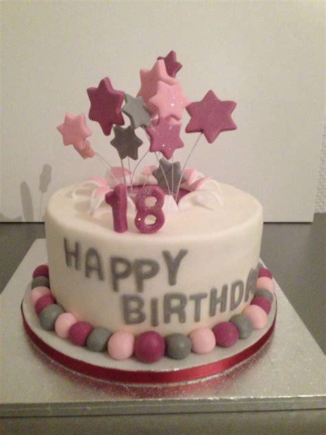 Geburtstag Torten by Zum 18 Geburtstag Meine Torten