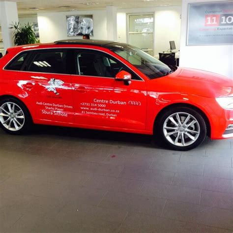Audi Media Centre by Audi Centre Durban Audicentredbn