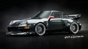 Porsche Racing Models Porsche 911 Gt2 3d Model Max Cgtrader