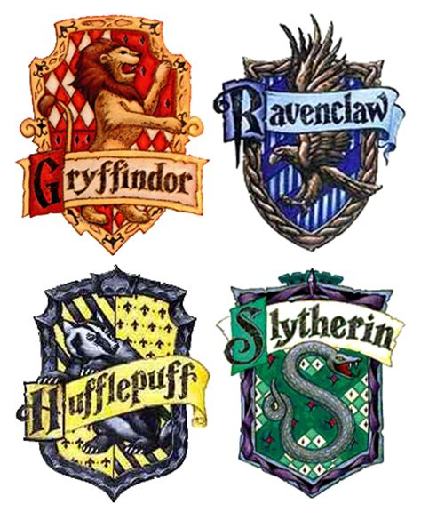 Houses Of Hogwarts by Hogwarts Houses Rising