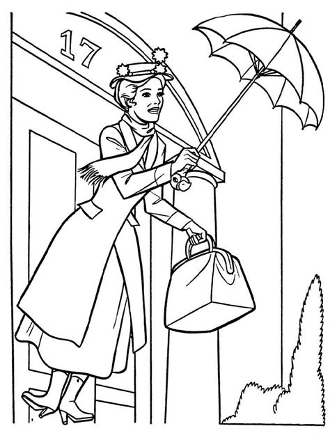 www coloring mary poppins coloring pages free printable mary poppins