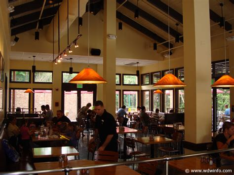 dining room at wolfgang puck wolfgang puck express at downtown disney marketplace menu