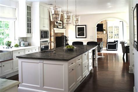 Soapstone Kitchen by Soapstone Countertops Transitional Kitchen M Frederick