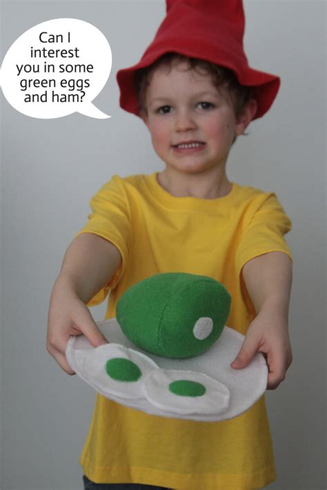 dr seuss diy costumes easy diy green eggs and ham costumes for dr suess day it s always autumn