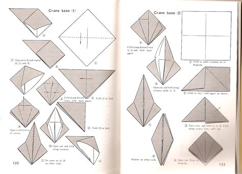 How To Build An Origami Crane - image gallery origami crane easy