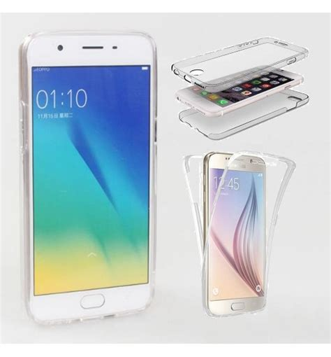 Oppo A39 Korean Disfataya Tempered Glass Soft Cover oppo a39