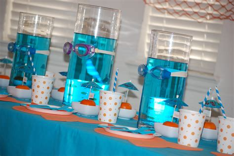 sea themed decorations simply creative insanity the sea 6th birthday