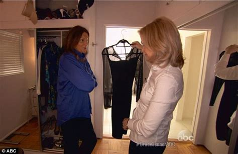 has bruce jenner come out of the closet bruce jenner s little black dress looks similar to one