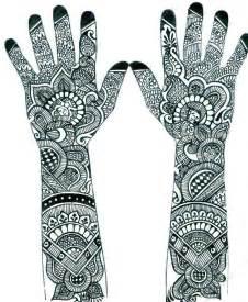 18 fashion henna mehndi design patterns