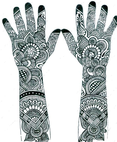 henna tattoo designs and patterns 18 fashion henna mehndi design patterns