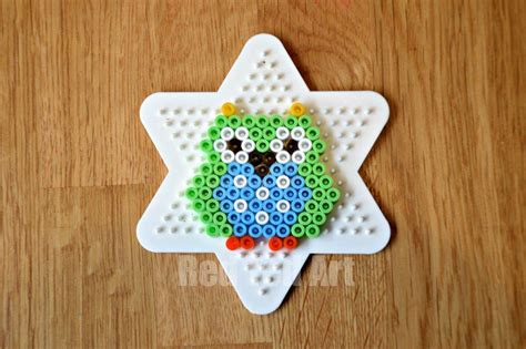 breads for gifts gifts can make hama bead keyring owls ted