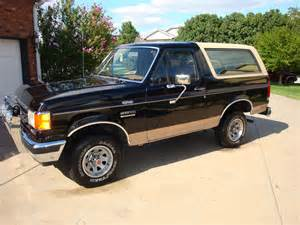 89 Ford Bronco New 89 Bronco Introductions Ford Bronco Zone