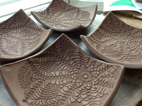 pattern definition ceramics handbuilding pottery ideas love sown hand building projects