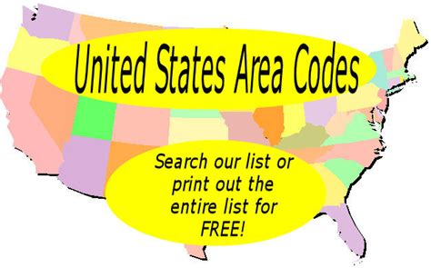 us area code by state united states timezones