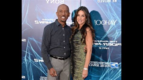 Montel Williams A Married by Montel Williams And His Tara Fowler