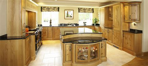 oak kitchen ideas homeofficedecoration oak country kitchen designs