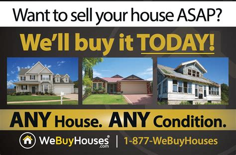 buy house by owner any house postcard series we buy houses 174 marketing portal