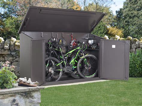 secure  bike storage bike storage bundle  asgard