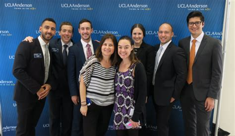 Ucla Sustainability Mba by In Net Impact Consulting Challenge Mba Students Provide