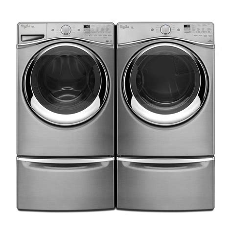 wfw95hedwwhirlpool duet 174 4 5 cu ft front load steam washer with fanfresh 174 option and dynamic