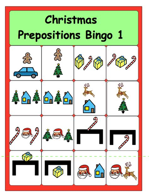 christmas tree bingo printable chapel hill snippets modest holiday collection