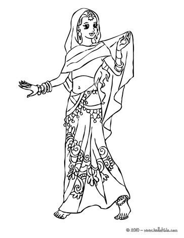 indian princess coloring pages indian princess coloring pages hellokids