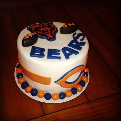 birthday cake order chicago 17 best images about cakes on chicago bears