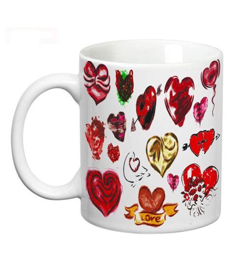 mug design valentine prithish valentine design mug buy online at best price in
