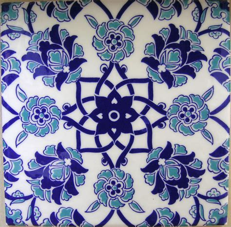fliese t rkis iznik ceramic tile with traditional kutahya by
