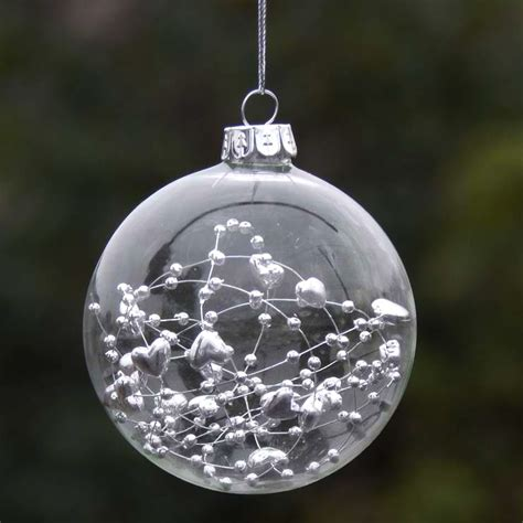 christmas tree balls popular clear glass christmas tree ornaments buy cheap
