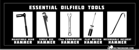 Funny Oilfield Memes - the five essential oilfield tools oilfield memes