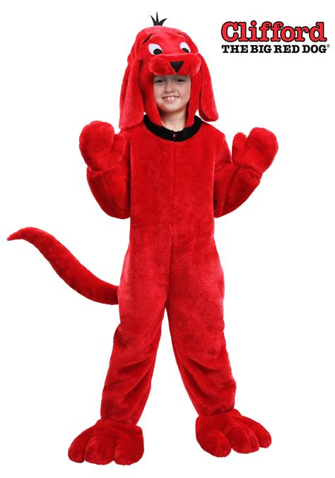 clifford the clifford the big costume for