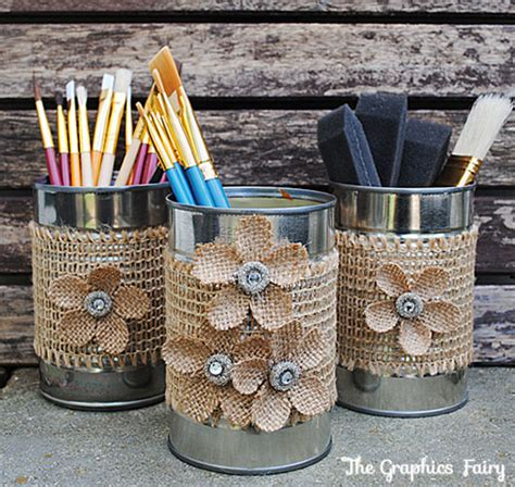 tin can crafts projects pdf diy recycled projects using tin cans quail