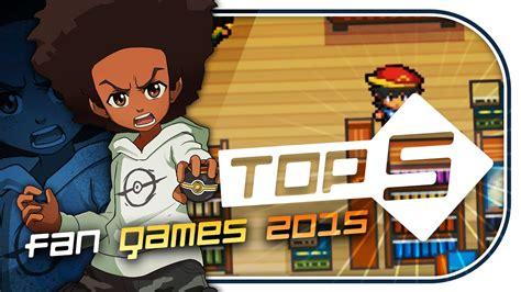 fan made pokemon games top 5 best pokemon fan made games of 2015 sacred youtube