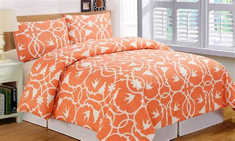 kierra locker room kierra 3 duvet cover set groupon goods