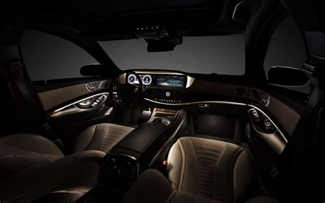 2014 mercedes s class interior photo 24