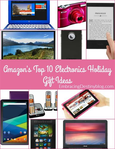 top 28 top electronic christmas gifts five great