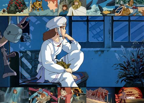 nausicaa of the valley of the wind anime nausicaa of the valley of the wind