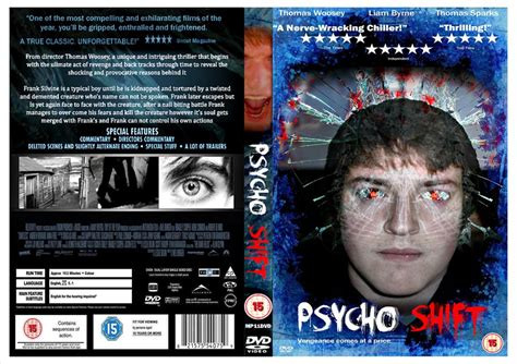 film ghost dvd horror movie dvd cover psycho shift by woosey23 on