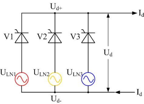 wave rectifier capacitor calculator file 3 phase half wave rectifier png wikimedia commons