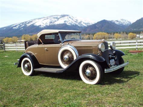 1932 ford model 18 for sale 1932 ford model 18 deluxe roadster v8 original survivor