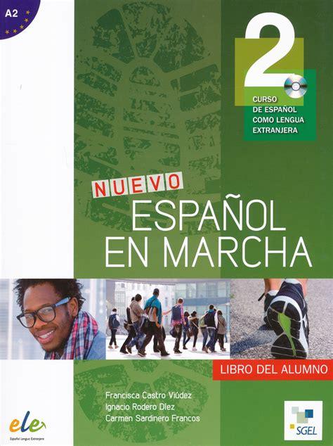 nuevo espanol en marcha 2 libro del alumno con cd audio curso de espanol como lengua
