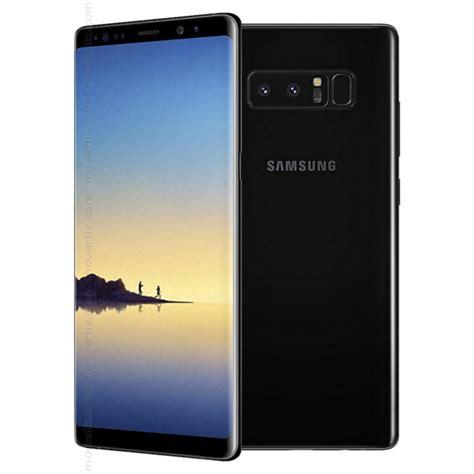 Samsung Galaxy 8 samsung galaxy note 8 dual sim en negro sm n950f