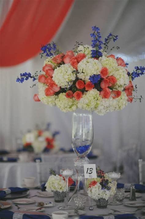 Royal blue and coral   Joy wedding in 2019   Coral wedding