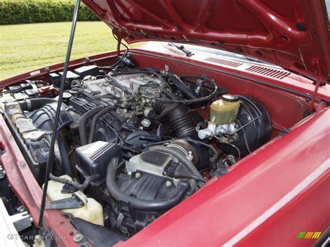 3 0 Toyota Engine 1994 Toyota 4runner Sr5 4x4 3 0 Liter Sohc 12 Valve V6