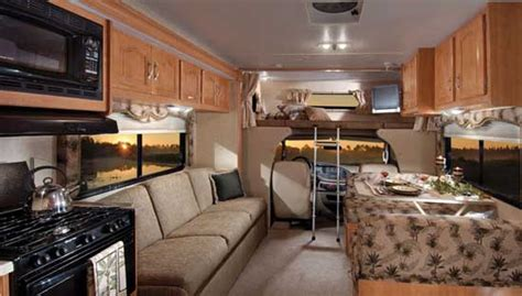 Class C Rv Interior by Roaming Times Rv News And Overviews