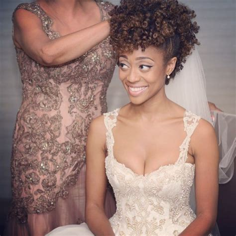 wedding styles picking your wedding color all about best curl defining products for your natural hair texture